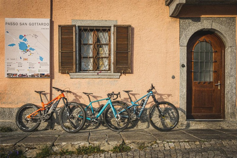Canyon Bicycles Arrives in Switzerland
