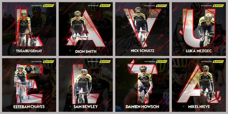 Mitchelton-SCOTT Return to La Vuelta a España as the Defending Champions With an Eye for Stage Wins