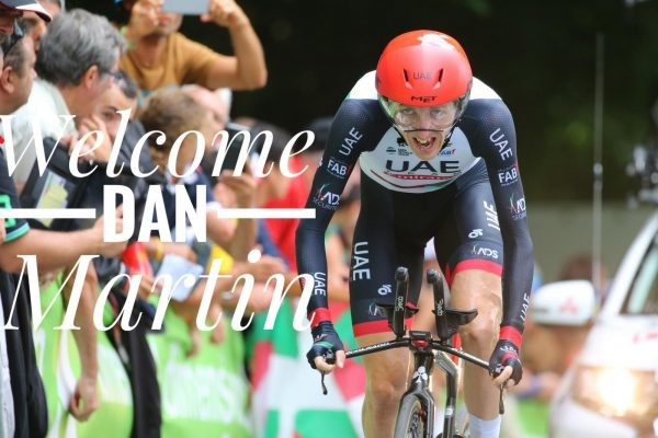 ICA's Next Big Leap: Irishman Dan Martin is Joining Israel Cycling Academy
