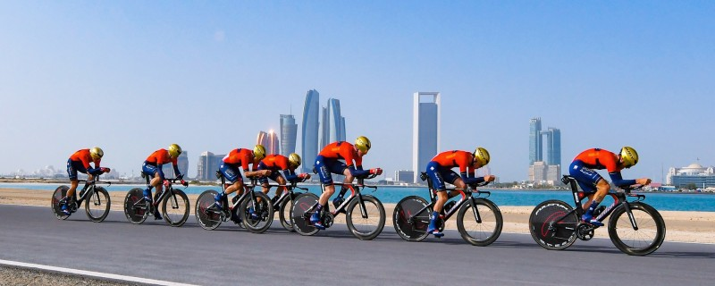 Rudy Project & Team Bahrain Merida Together Till 2023