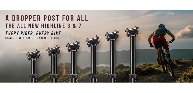 A Dropper Post for All – Introducing the New CrankBrothers Highline Dropper Post Range