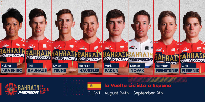 Young TBM with Big Appetites for La Vuelta 2019