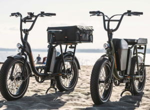 Announcing the Debut of the RadRunner Electric Utility Bike