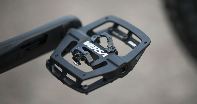 The Versa is DMR's Newest Pedal