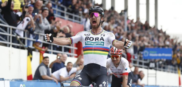Peter Sagan crowned King of Paris-Roubaix
