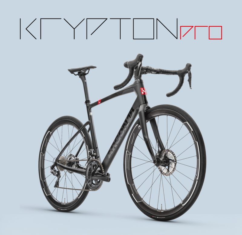 Argon 18 Introduces the Krypton Pro: Brand's Relentless Quest for the Perfect Ride