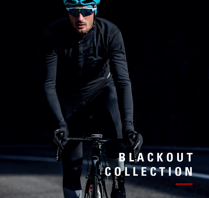Castelli Blackout Collection - Celebrating 10 Years of Gabba