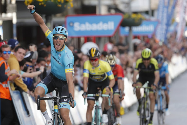Itzulia Basque Country. Stage 5. Local hero Omar Fraile wins in Eibar
