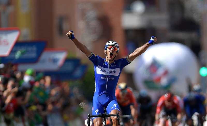 Vuelta a España: Gilbert Finishes Off Deceuninck – Quick-Step Masterpiece in Style