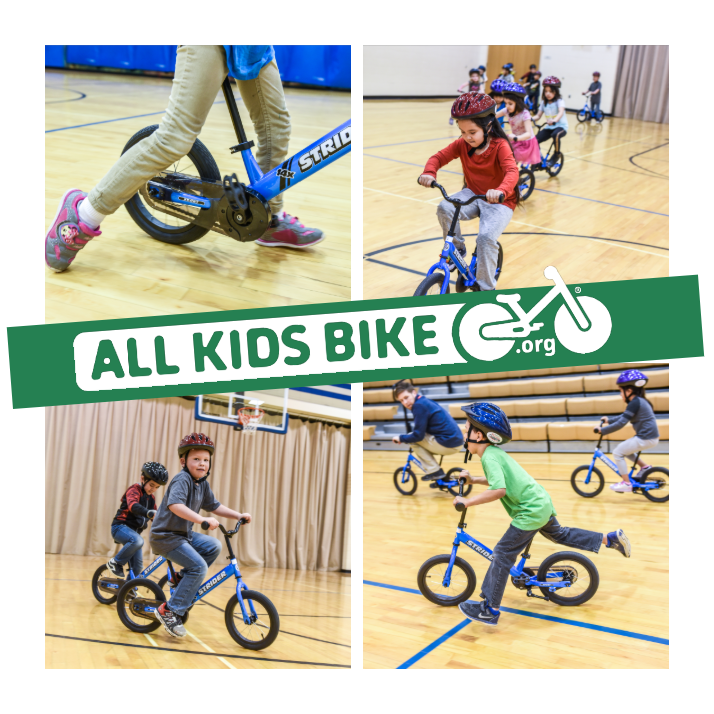 Strider Education Foundation Launches All Kids Bike Campaign