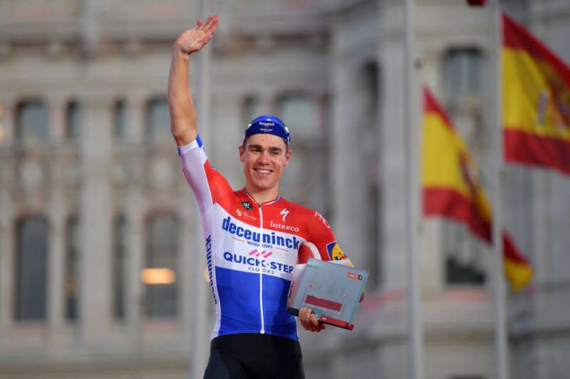 Vuelta a España: Fabio Jakobsen Takes the Glory in Madrid
