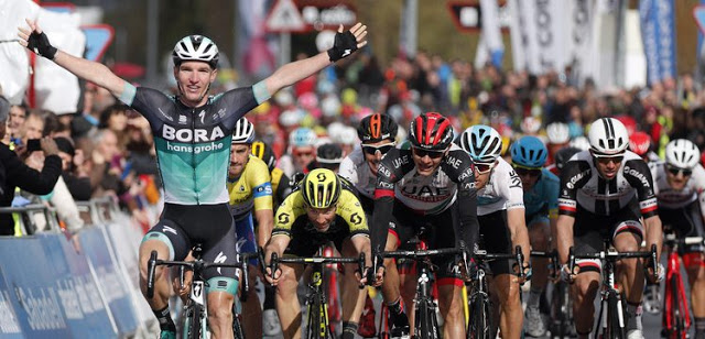 Jay McCarthy takes impressive win in stage 3 of the Itzulia Basque Country race