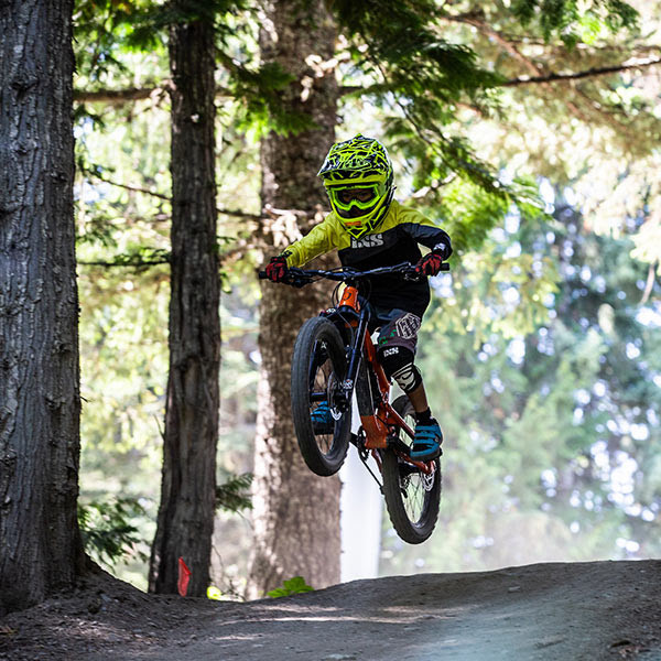 Norco Bicycles: Introducing the Fluid FS Youth and Rampage