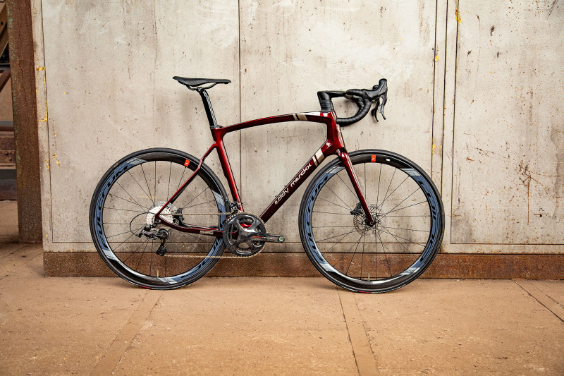 Perfectly in Balance - Check Out the New Eddy Merckx 525
