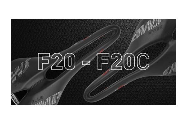 Another Novelty in the Selle SMP F Range: the F20 and F20c are Here!