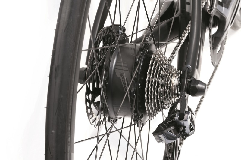 FSA Launch New Rear Hub Electric-Assist Motor System for E-Road, E-Gravel and Commuter Bikes!