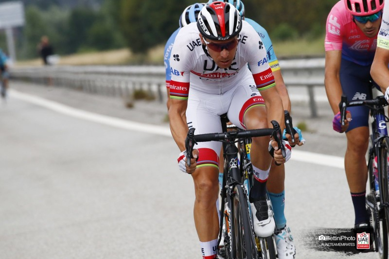 Rui Costa Renews as Covi Moves up to Pro Ranks