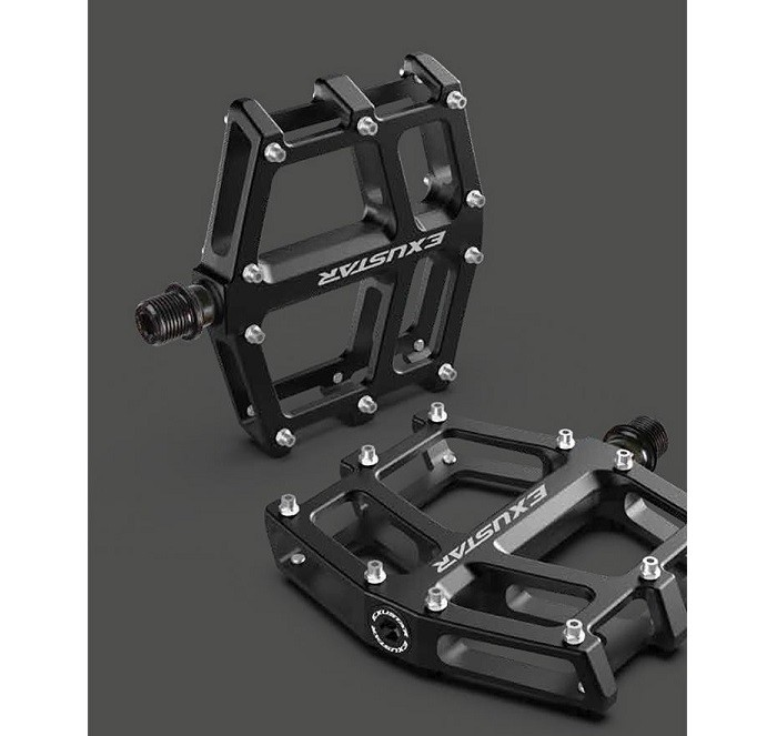 Exustar has Unveiled its New E-PB73 BMX Pedals