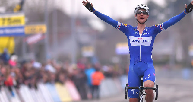 Niki Terpstra crushes the cobbles en route to magnificent Ronde van Vlaanderen win