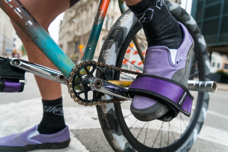 Gates Pedal Straps - 10 Year Anniversary Edition from Fyxation
