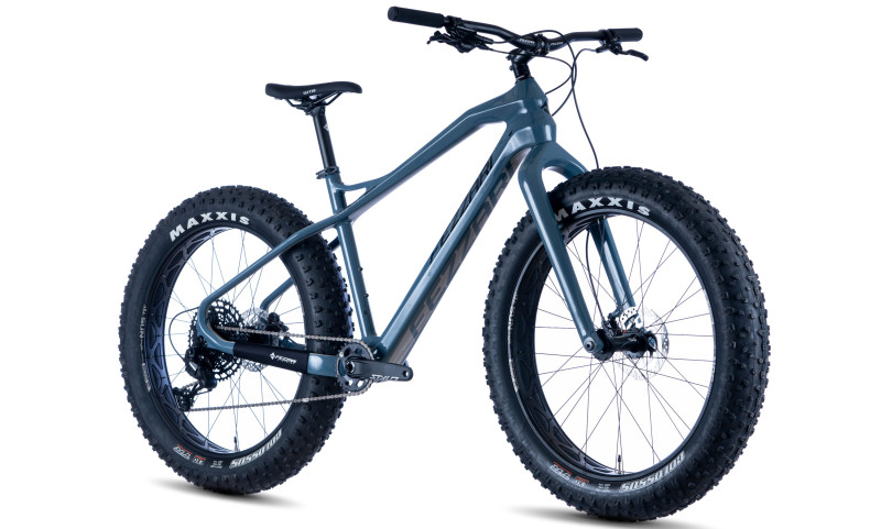 The New Fezzari Kings Peak Carbon Fat Bike Gets Slacker, Lighter, and a Lot Better Looking