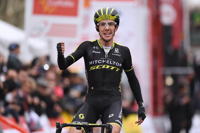 Yates claims a Solo Victory on the final stage of Volta Ciclista Catalunya and finishes 4th Overall