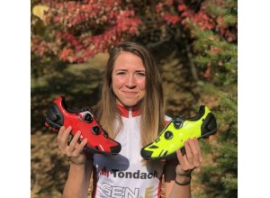 Lejla Tanović MTB National and Balkan Champ has Chosen Crono for the Season 2020