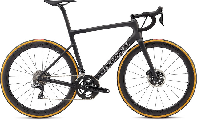 Specialized launched the New Tarmac Disc 2018 Road Bike