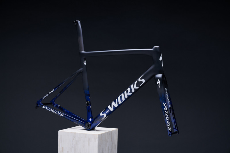 Celebrate Deceuninck – Quick-Step with Special-Edition Specialized Tarmac