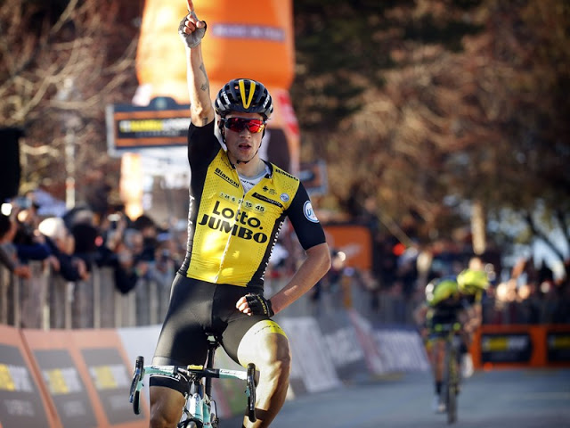 Roglic takes revenge with a splendid victory in Tirreno-Adriatico