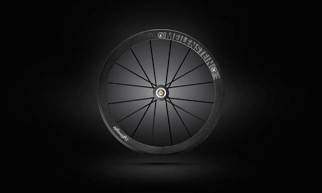 New Meilenstein 24E Road Wheels from Lightweight