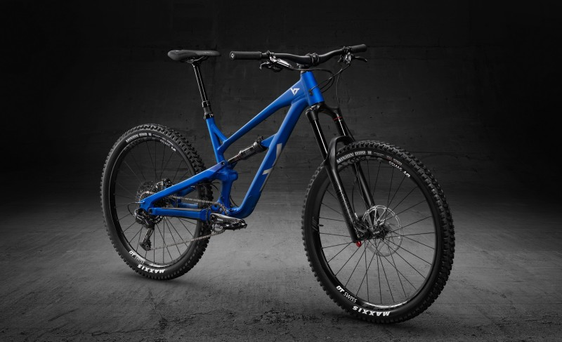 The All-New YT Jeffsy Base Mountain Bike