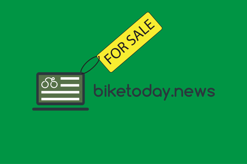BikeToday.news is for Sale