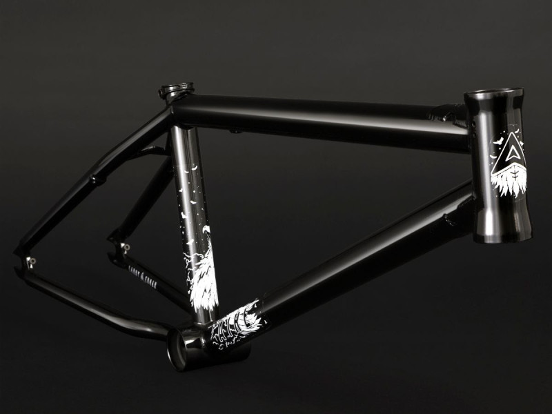 New 2020 Aire II Frame - Larry Edgar Signature