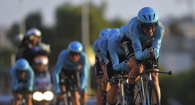 Premier Tech and Cycling Team Astana Pro Team to Renew Their Partnership