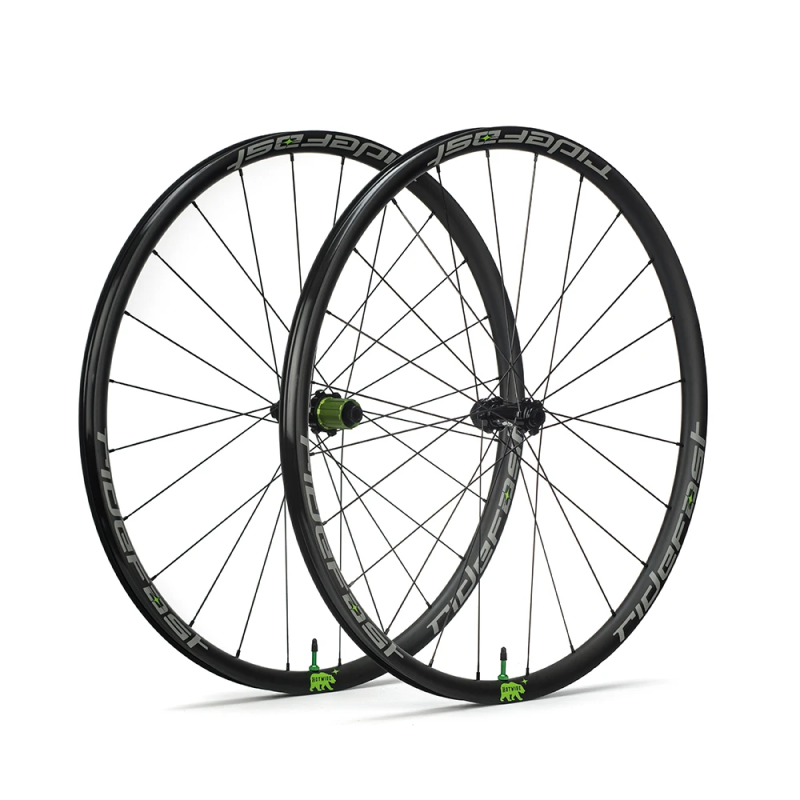 New, Faster, RideFast Hotwire Wheelsets!