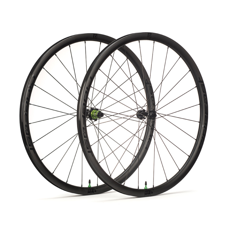RideFast Racing Introduces RLR 30 Road-Disc/Gravel Wheels