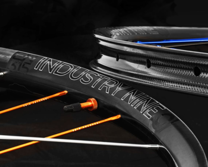 All-New Industry Nine Mountain Carbon Lineup