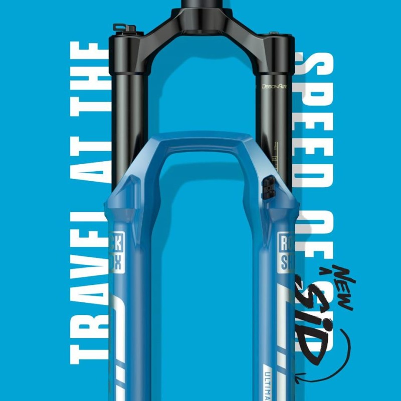 Introducing the New RockShox SID SL, SID and SIDLuxe