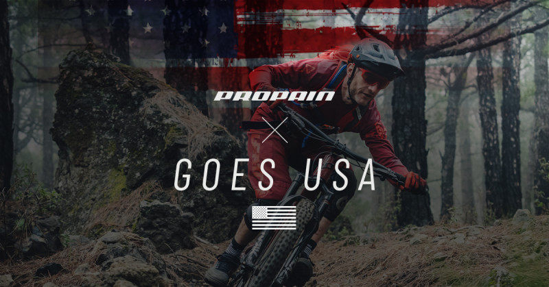 Propain Bikes is Starting their Distribution in North America
