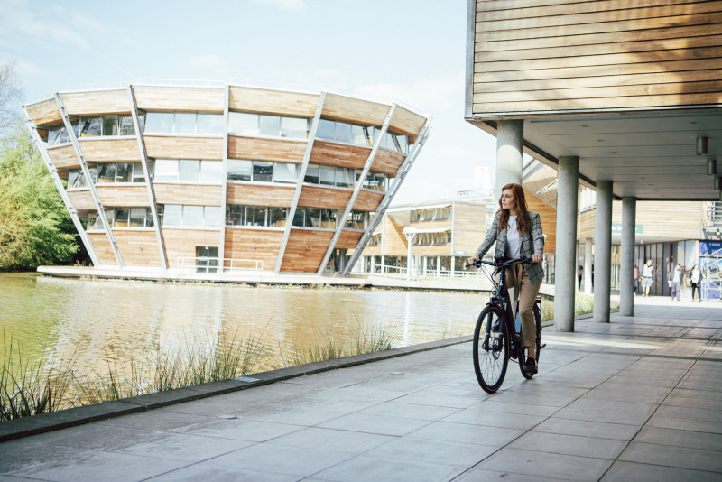 Raleigh UK Launches Cycle To Work Scheme for Electric Bikes