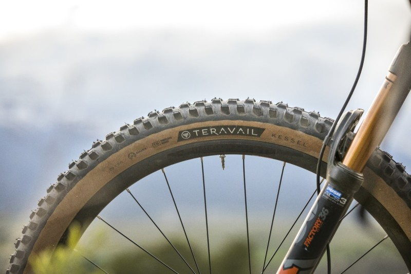 Teravail Introduces New Kessel Mountain Bike Tire