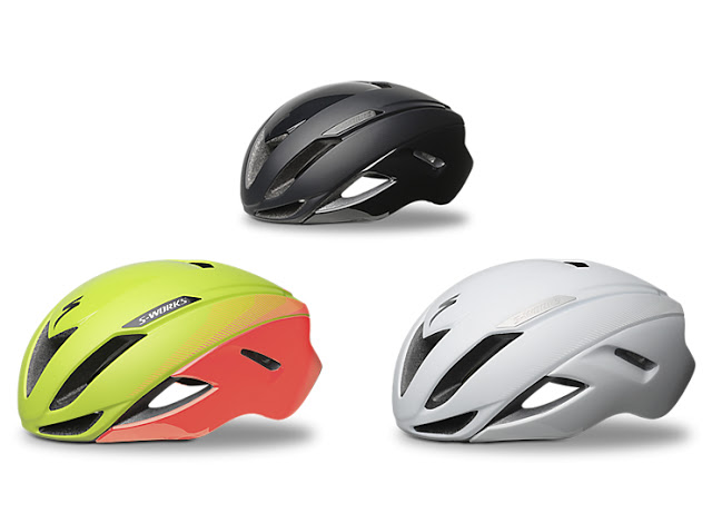 Specialized's New S-Works Evade Road Helmet