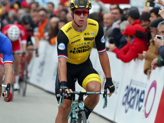 Second win of the season for Groenewegen in Portugal
