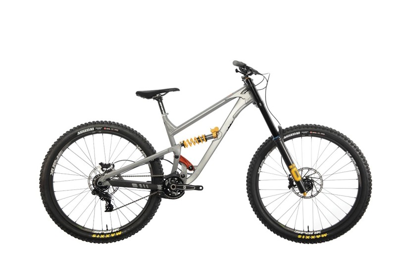 Canfield Bikes Rolls Out ONE.2 29er Downhill Bike With CBF™ Suspension