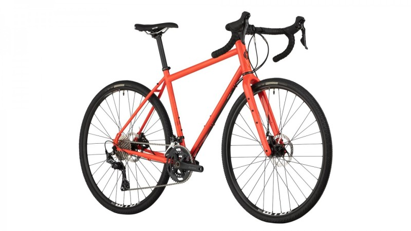 The Salsa Vaya GRX 600 - Designed to Handle Any Road Surface