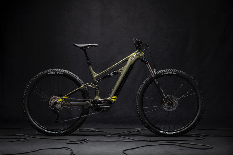 New Cannondale Moterra 5 / 5+, Pure Power Metal