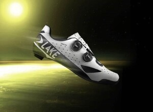 New Lake CX238 White Black Gives a New Light on Cycling Shoes!