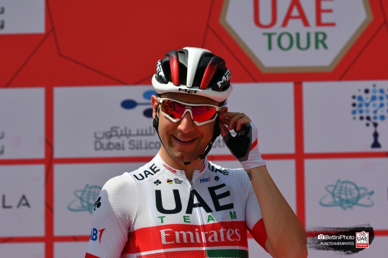 Ulissi Renews with UAE Team Emirates