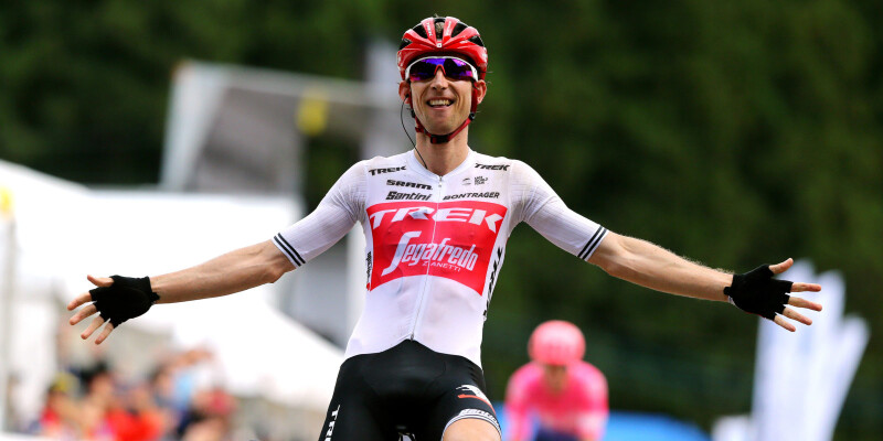 Trek-Segafredo Team - Bauke Mollema Extends Contract Through 2022